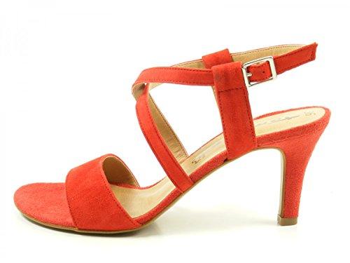 Tamaris 1-28028-38 Sandales Pour Femmes