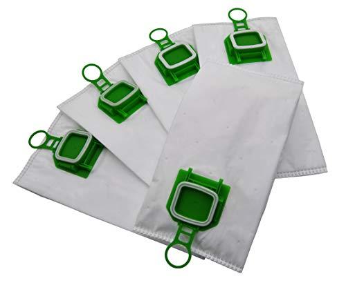 12 Staubsaugerbeutel Premium Microvlies geeignet für Vorwerk Kobold VK 140 VK 150 FP 140 FP 150 0926e