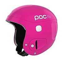 POC bambini CASCO Pocito CASCO - Rosa (fluorescent pink), XS/S - Colore fluorescente segnale ^ Recco (valanghe riflettore soccorso) ^ fanale posteriore LED ^ sistema Grössenverstell