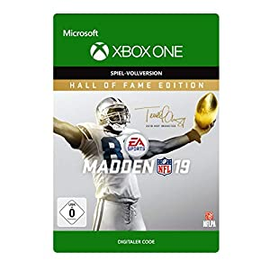 Madden NFL 19 – Hall of Fame Edition: DLC | Xbox One – Download Code