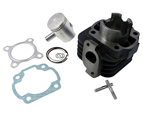 2extreme Sport 50 ccm Cylindre + Piston 1E40QMB pour Keeway Rx6 50, RX8 50, RY6 50, RY8 50
