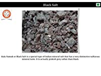 Home of Spices Himalayan Black Salt 1KG