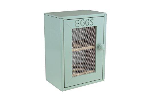 Apollo - armadietto porta uova, colore: verde menta