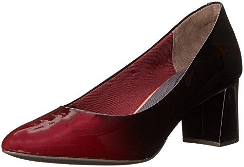 Rockport Damen TM Salima Pumps Schuhe, 36 EU, Merlot Ombre