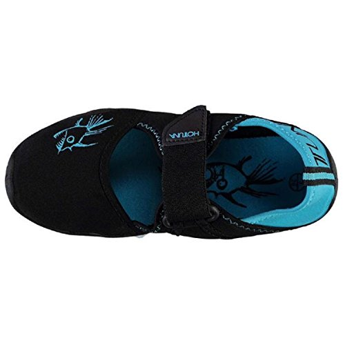 Hot Tuna Splasher Aqua Schuhe Black/Turquoise Sandals