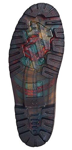 demar. Rainny Print Lux Gummistiefel, Größe: 36-41 Karo