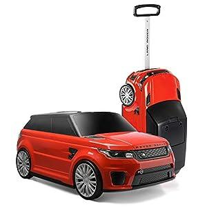 Range Rover TY6108RD - Maleta de Viaje, Color Rojo