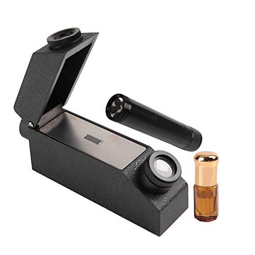 Gem Refraktometer Kit, 1.30 1.81 Professionelles Gemstone Identification Gem Refraktometer