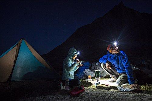 Black Diamond Spot Headlamp / Dimmbare Stirnlampe mit fokussiertem Fernlicht und Nahbereich / Ideal zum Klettern und Skifahren, max. 300 Lumen - 3