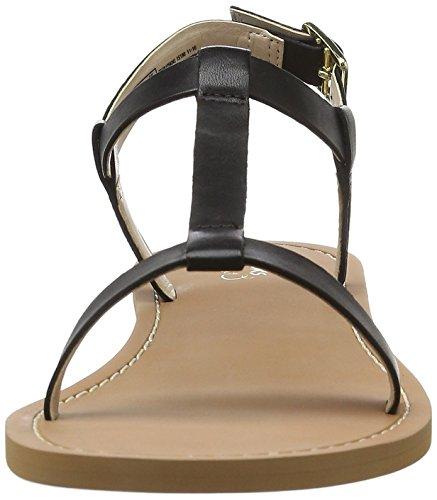 Clarks 261259854, Sandali Donna Nero (Black Leather)