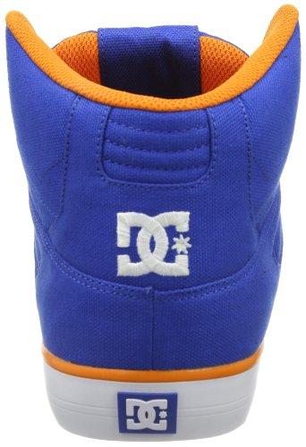 DC Shoes Spartan High Wc, Baskets mode homme Bleu