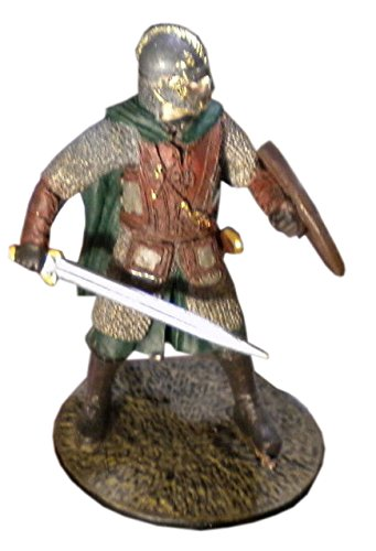 Lord of the Rings Señor de los Anillos Figurine Collection Nº 58 Eowyn 1
