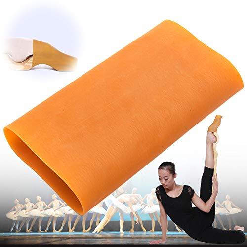 DyNamic Elastischer Gummi-Ärmel-Sport-Verband für Ballett-Fuß-Bahren-Bogen-Vergrößerer-Gymnastik-Formung