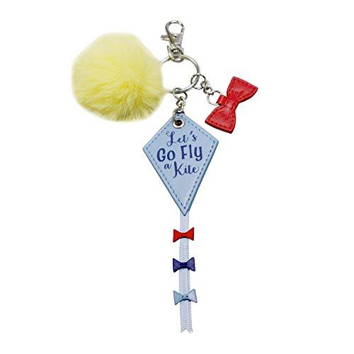 Half Moon Bay Mary Poppins KEYDF01 7 (w) x 21.5 (w) x 6 (d) cm Llavero con amuletos