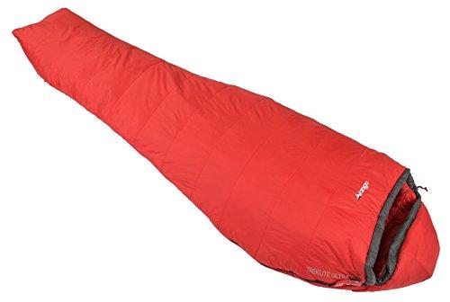 Vango Unisex treklite Ultra Leicht Schlafsack, Volcano, 600 (Ripstop-nylon-shell)