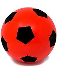 E-Deals de Football, en Mousse, 20cm (Taille 5) Couleurs Assorties