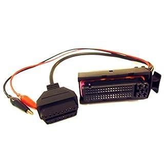 Motor Steuergerät ME7 Adapter für VAG ECU für Chiptuning Flasher Tuning OBD 2 AutoDia