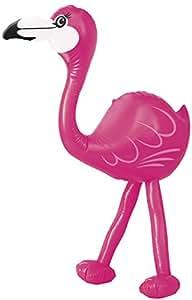 Unique Party Supplies Aufblasbarer Flamingo