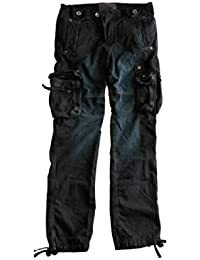 Alpha Industries Tough Cargo Hose Wsh. Black, Blac