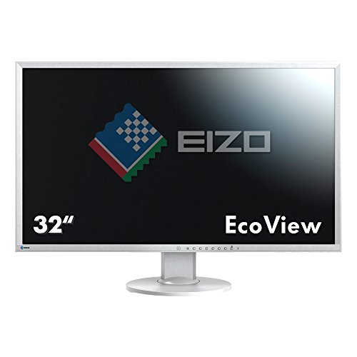 Eizo EV3237-GY 32-Inch 4K HD FlexScan LED Monitor - Grey/Black