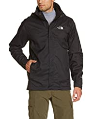 The North Face M Evolve II Tri, Giacca Uomo, Nero, S