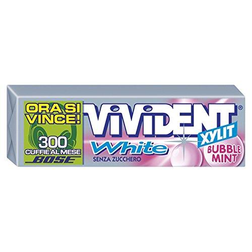Perfetti Van Melle Chewing Gum Vivident Xylit Bubble 30 g