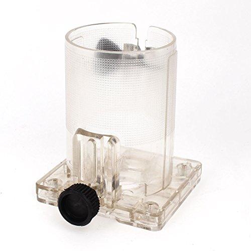 Basis-kunststoff-montage (Kunststoff Zylinder Design Boden Montage für Makita 37013703Trimmer)