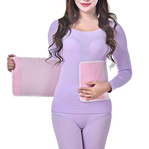 Supporto Popolare delle qualità Materne di Donne Forniture Carbone di Completi alla Moda bambù Elastico Pieno Addome Elastico Cinghie di Fascia in Fibra (Color : Pink, Size : M)