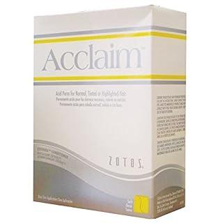 Acclaim Regular Perm Single (White Box)