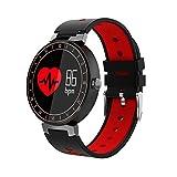 Die besten Casio Herzfrequenz-Uhren - AsDlg Fitness Tracker, IP68 Wasserdichte Smart Watch mit Bewertungen