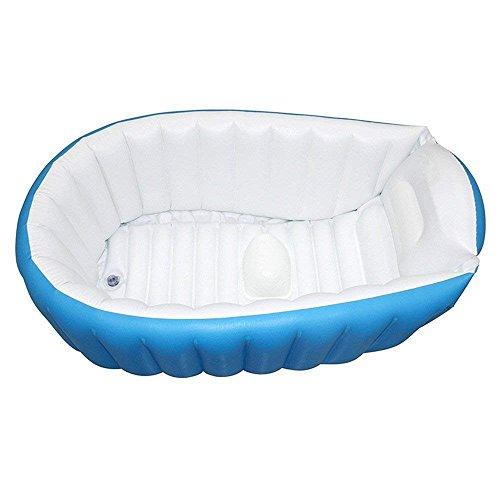 FLYMEI Global – Bañera hinchable, piscina hinchable, barreño para niños y bebés...
