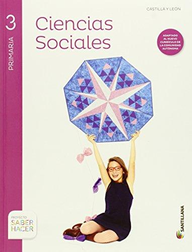 CIENCIAS SOCIALES + ATLAS 3 PRIMARIA CASTILLA Y LEON
