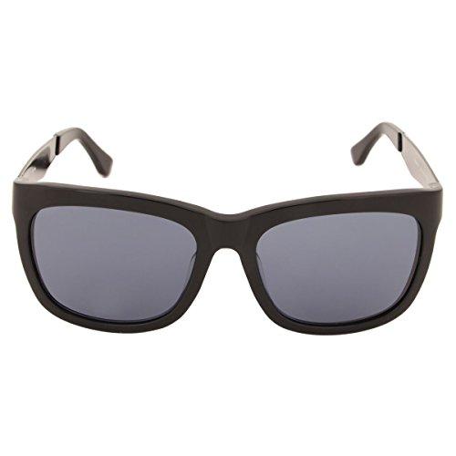 Calvin Klein Herren Jeans CKJ424S-001-58 Sonnenbrille, Black, 58