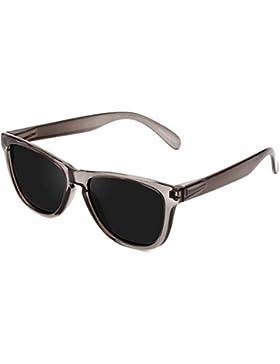 Retro Wayfarer Gafas de Sol Polarizadas para Hombre y Mujer UV400 Protección FD0617