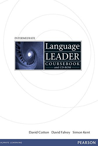 Language leader. Intermediate. Coursebook. Per le Scuole superiori. Con CD-ROM. Con DVD-ROM