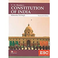 Constitution of India by V. N. Shukla
