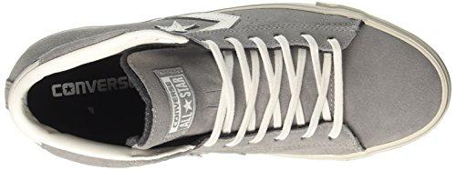 Converse 158934c, Sneaker a Collo Alto Uomo Grigio (Wild Dove/S.White/Turtledove)
