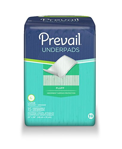 Prevail Disposable Underpads - (15 Count)