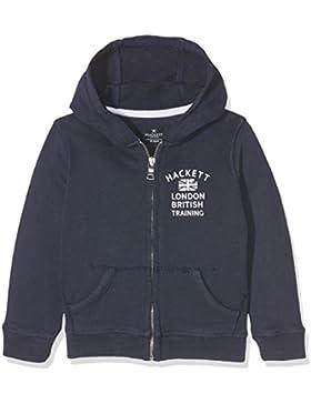 Hackett London Hkt Hoody FZ B, Sudadera para Niños