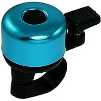 Wiwi.f Accesorios para Bicicletas para Bicicletas Bell Bell Bells para niños (Azul)