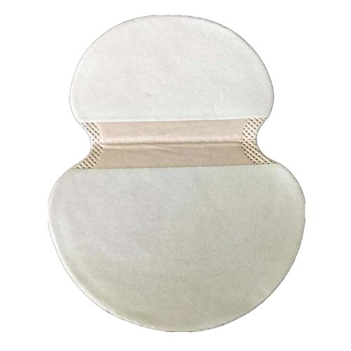Unterarm-Achselhöhle-Schweißauflage-Aufkleber Schild-Schutz-absorbierendes Wegwerf 50Pairs -