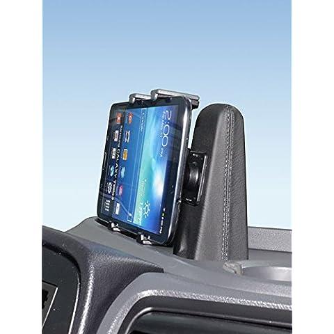 KUDA camion da tavolo supporto universale (Gr. Display), similpelle, nero (15cm)