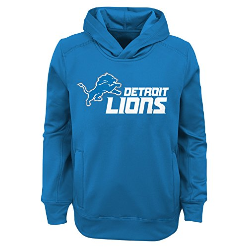 Outerstuff NFL Detroit Lions Youth, Jungen, 9K1B7FA5JAX9 LIO A8T-BXL20, Lion Blue, XL