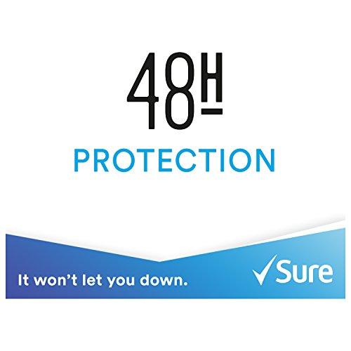 donne certo massima protezione Clean Scent crema deodorante antitraspirante