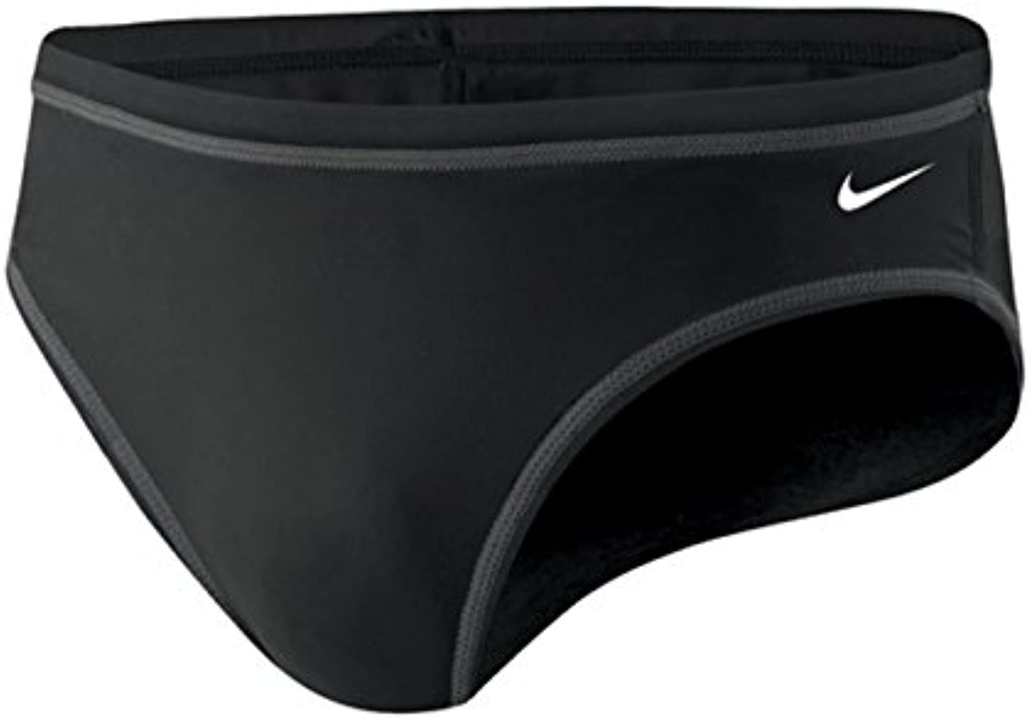 Nike Swim TDSS0039 Mens Solids Brief, nero-32 | Moda Attraente