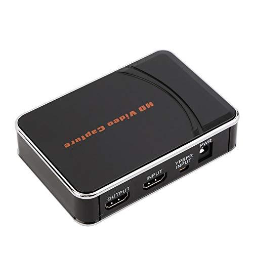 Scheda di acquisizione giochi hdmi/ypbpr videoregistratore hd 1080p videoregistratore hdmi compatibile con wiiu/xbox 360 / xbox one / ps3 / ps4