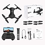 Holy Stone HS165 GPS Drone with 2K HD Camera for Adults, Foldable Drone for Beginners, FPV RC Quadcopter with GPS Return Home, Follow Me, Altitude Hold and 5G WiFi Transmission Live Video 18