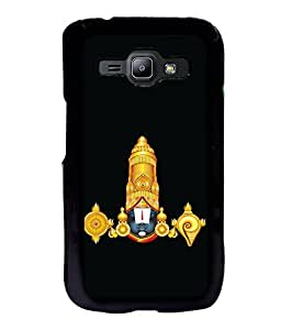 printtech Lord God Balaji Back Case Cover for Samsung Galaxy J1::Samsung Galaxy J1 J100F