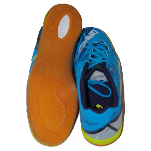Chaussures INDOOR de Futsal ASICS DANGAN INDOOR Bleu Bleu - bleu