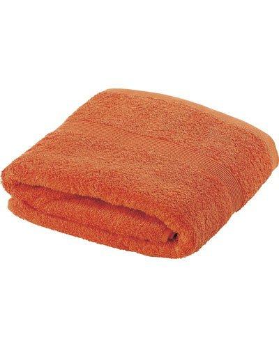 Wilson Gabor asciugamano da bagno in cotone, 140x 70cm, colore: arancione